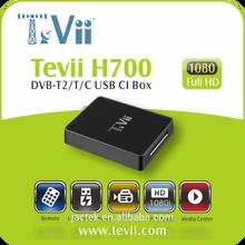 DVB-T2 & C Common Interface PCTV TV TUNER USB Receiver Box
