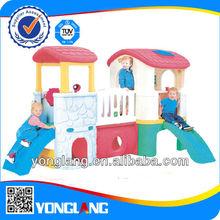 Cheap kids plastic garden playhouse