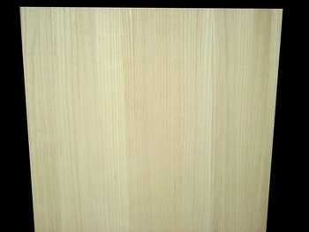 Chinese Paulownia laminated rubber wood finger joint board