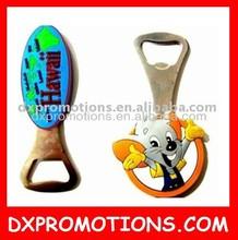 rubber bottle opener/soft pvc wine opener/pvcrubber bottle openers