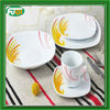 Hot sale Western fine porcelain dinnerware sets ceramic