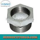 Malleable iron plumb material Hexagon Bushing 241