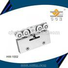 Aluminium sliding shower door wheel rollers/sliding door track roller HW1002