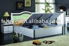 Hydraulic lift up Storage Bed