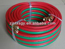 Rubber welding hose, TWIN HOSE