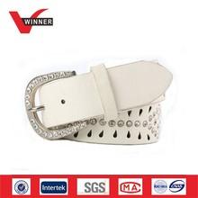 2015 Fancy womens metal rhinestone belts