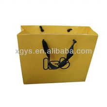 Delicate Workmanship Paper Carry Bag With OEM Deisgn (XG-PB-386)