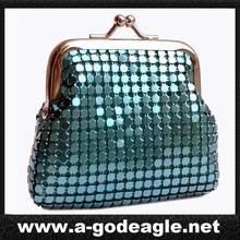 2012 trendy evening metal purse G2075