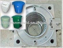 dustbin mould,dustbin injection mould,plastic dustbin mould