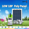 10W solar panel for electric charge poly pv modules