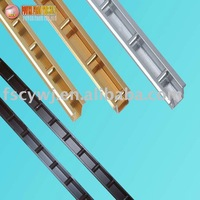 Upright post,staircase column for clothes display,aluminum upright post,support