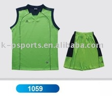 hot sell Basketball jersey with blank green color,basketball uniform , sportwear