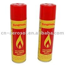 lighter gas refill 250ml butane gas refill