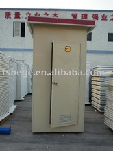 prefabricated container mobile toilet