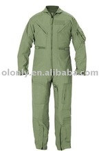 pilot working wear/industry coverall/fireman work clothes