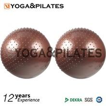 half multi-size massage exercise ball