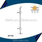 Banister SH-109/glass banister/stainless steel banister