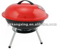 14'' Apple BBQ Grill /14''Mini Kettle BBQ Grill (kx-8004)