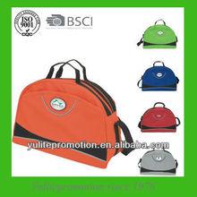 Classic Sports Bag w Handles & Shoulder Straps