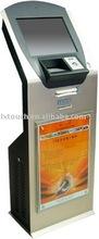 Retail mail kiosk/ report kiosk/checking in kiosk