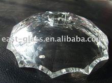 crystal glass for indoor lighting
