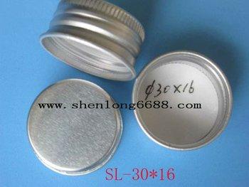special aluminum screw bottle cap