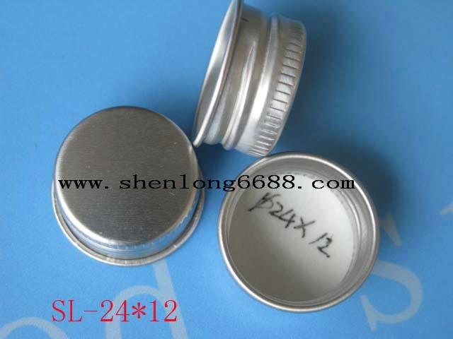 aluminum bottle cap screw