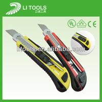 new design heavy duty 18MM blade cutter knife
