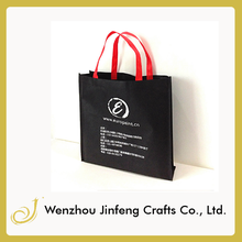 Free Promotional Custom Printed PP Non Woven Grocery Tote Bag