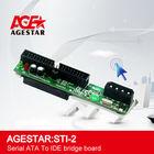 AGE STAR Serial ATA HDD TO 40-pin IDE Bridge Board:STI-2