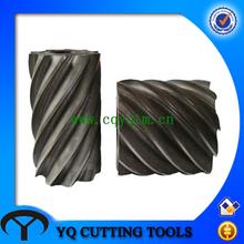 HSS D63mm Cylindrical Milling Cutter