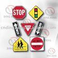 Estrada/tráfego sinal de aviso