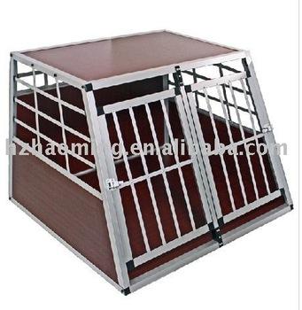 Aluminium cage for dog /puppy