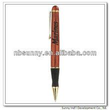 wooden pen promotional