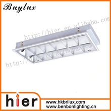 3x20W Recessed lay-in fluorescent module Light Fixture(AUIP-0002)