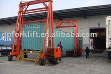 36-40ton Mast Mobile Container Crane