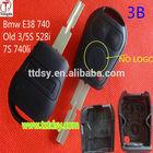 TD car kwy shell . Remote key casing , high quanlity