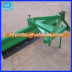 rear blade, box scraper, rear tractor blade