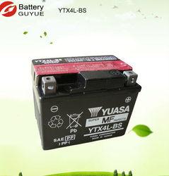 maintenance free motorcycle battery OEM for Yuasa