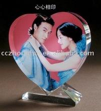 Color printing Crystal photo frame