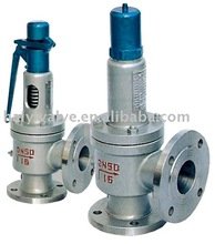 Spring Fall Lift Type pressure Safety Valve