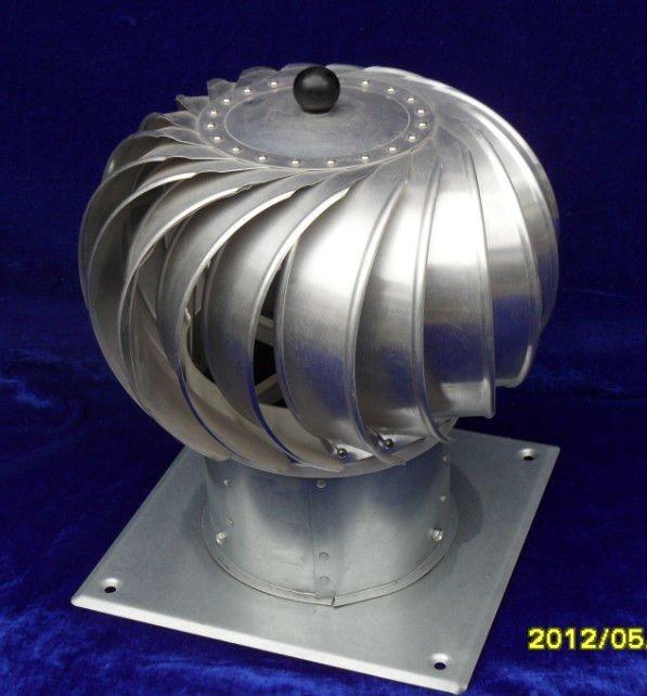 Rooftop Wind Turbines Ventilator : Mm roof top mounted wind turbine ventilator buy