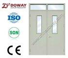 30mins / 60mins / 90mins / 2 hours Glass Steel Fire Door Fire Rated Door Fireproof door