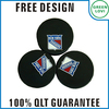 offset printing rubber ice hockey for promotional,custom hockey puck