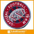 Futebol bordado Patch emblema emblema