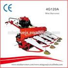 Mini rice /wheat / sorgum harvester