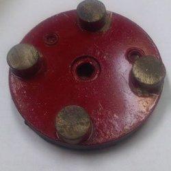 Button Diamond for Remove Epoxy and Glues--COPC(G)