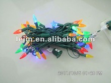 UL C6 LED Christmas string light for festival holiday decorative