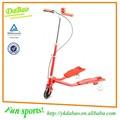 Ucuz 3 tekerlekli trike scooter, tekme çocuklar için scooter