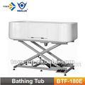 De fibra de vidrio de mascotas bañera BTF-180E